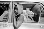 South Africa - A girl looks after a baby for a white family, 1969 by Ian Berry
