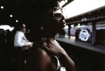 Bruce Davidson - New York City, 1980 - Subway.  © Bruce Davidson All Rights Reserved