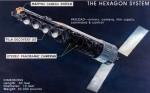 CIA spy satellite - In orbit