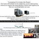 Vanishing Cultures - © Dennis Manarchy