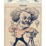 Nadar - Caricature of photographer Nadar,1878