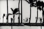 René Burri  -  Exercising Fort Lauderdale, 1966 © René Burri/ Magnum Photos Courtesy ATLAS Gallery