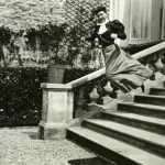 Jacques-Henri Lartigue - Bichonnade Leaping © Jacques-Henri Lartigue