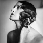 Jacques-Henri Lartigue - Renée Perle, 1930 © Jacques-Henri Lartigue