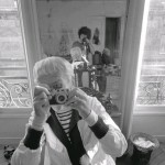 Jacques-Henri Lartigue and Neal White, 1974