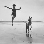 Jacques-Henri Lartigue - Jeanine Lhemann, Royan, 1926 © Jacques-Henri Lartigue
