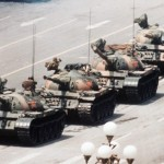 Jeff Widener - Tank Man © Jeff Widener