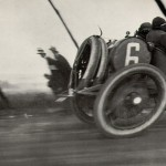 Jacques-Henri Lartigue - GrandPrix de Circuit de la Seine', June 26th 1912 © Jacques-Henri Lartigue