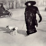 Jacques-Henri Lartigue - Avenue du Bois de Boulogne, Paris 1911 © Jacques-Henri Lartigue
