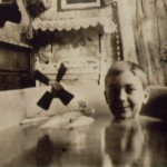 Jacques-Henri Lartigue - Lartigue hydroglider self age 8 © Jacques-Henri Lartigue