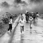 Another angle of the Napalm girl