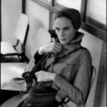 Martine Franck - Self by Henri Cartier-Bresson © Henri Carier-Bresson