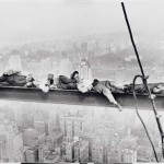 Charles C. Ebbets - Men Asleep on a Girder © Charles C. Ebbets