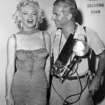 Bruno Bernard and Marilyn Monroe