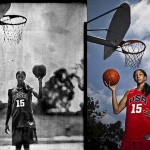 Jay L. Clendenin - 2012 Olympians: Candace Parker © Jay L. Clendenin/ Los Angeles Times All Rights Reserved
