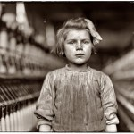 "Lewis Hine - November 1908. Lincolnton, North Carolina. ""Daniel Mfg. Co © Lewis Hine/ George Eastman House"