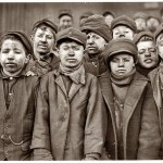 Lewis Hine - Breaker Boys 1911 © Lewis Hine/ George Eastman House