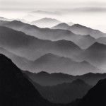 Michael Kenna - Huangshan Mountains, Study 42, Anhui, China, 2010 - Copyright © MICHAEL KENNA/ CHRIS BEETLES FINE PHOTOGRAPHS