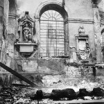 Cecil Beaton - Bomb damage to the Church of St Lawrence Jewry, Guildhall, London 1940 - © Cecil Beaton Imperial War Museum