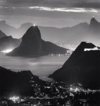 Michael Kenna - Night Lights, Rio de Janiero, Brazil, 2009 - Copyright © MICHAEL KENNA/ CHRIS BEETLES FINE PHOTOGRAPHS