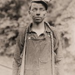Lewis Hine - Young Driver in Mine, Lewis Hine - 1908  © Lewis Hine/ George Eastman House