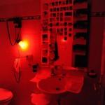 Lola Barcia & Marinela Forcadell - Bath Darkroom, Rome -  © Lola Barcia & Marinela Forcadell