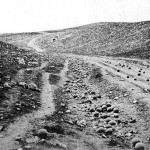 Roger Fenton - 'Valley Of The Shadow Of Death' © Roger Fenton