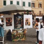 Alice Pam - Paints in paint - Fujifilm - Rome Italy