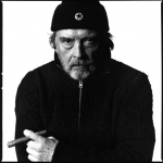 David Bailey -Self Portrait  David Bailey