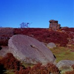 Bruce Milburn - Stones - Kodak Ektar 100 - Derbyshire Peak district