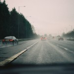 Christopher White - Random Motorway Sliproad - Kodak Profoto XL 100 - Somewhere between Liverpool & Manchester