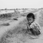 Gus Andre F. Bolang - A boy from salt ponds - Kodak BW400CN - Surabaya, Indonesia