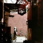 Huda Al - A day at the old Medina series - Kodak Porta - Marrakech