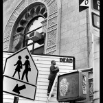 James V Mignogna - 2nd & 12th, NYC (We Are The Dead) - Tri-x - 2nd Ave @ 12th St. NYC