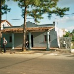 John Brooks - The Police House - Kodak Portra - Northern Cuba
