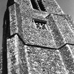 John Salisbury - Escape The Nest - Foampan 100 (@800 in Rodinal) - St Mary's Church, Burgh-next-Aylsham, Norfolk