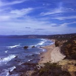 Martin De Kauwe - Great Ocean Road - Fuji Velvia - Great Ocean Road, Victoria