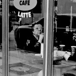Mauro Metallo - Cafe - Kodak TRI-X developed in D76  - Toronto (Little Italy), Canada