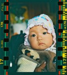 Name Bui Duc Khang  Title Baby in Ha Giang  Film used Fuji Superia 200  Location Vietnam
