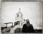 Name Michael Kirchoff  Title Father Sergeii  Film used Polaroid Type 665  Location Tarbagatai, Siberia