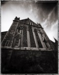 Name Michael Kirchoff  Title St. Patrick's Cathedral #2  Film used Polaroid Type 665  Location Dublin, Ireland