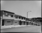 Name Nicholas Kunz  Title Row of Houses  Film used HP5  Location San Francisco