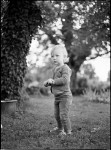 Name Pim van Boesschoten  Title Billie in France  Film used tri-x 400  Location Le Theil, France