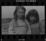 Name Robin Cracknell  Title daughters of travellers  Film used Kodak Tri-X  Location Dublin