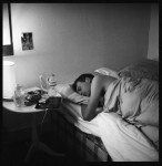 Name Rosaline Shahnavaz  Title Jack Asleep  Film used KODAK TMAX  Location Brixton
