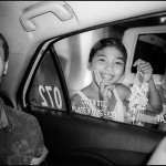 Perimony Guillaume - Street Girls - Tri-X - Manila, Philippines