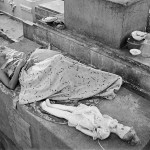 Roland Nagy - Siesta and-Doll - Kodak Tri-x 400 - Manila North Cemetery Metro Manila Philippines