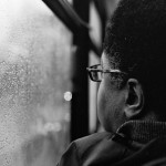 Timothy Brown - A Man Looks Out - Tri-X - Seattle, WA