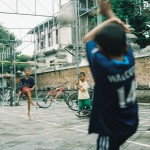 Windarto - Children Football - Kodak Colour Plus 200 - kotagede, yogyakarta