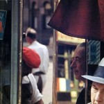 Saul Leiter - Reflection, 1958 © Saul Leiter